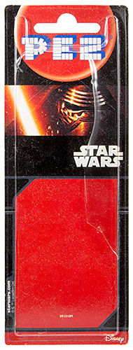 PEZ - Card MOC -Star Wars - Series F - Darth Maul