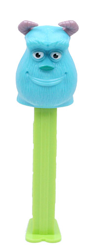 PEZ - Disney Movies - Best of Pixar - Monsters Inc. - Sulley - A