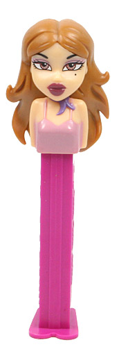PEZ - Animated Movies and Series - Bratz - Yasmine