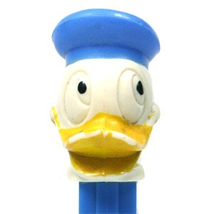 PEZ - Disney Classic - Donald Duck - B