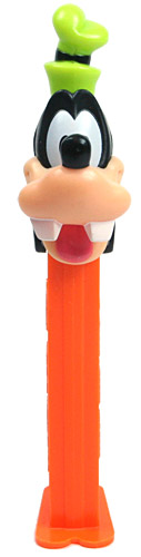 PEZ - Disney Classic - Mickey Mouse Clubhouse - Goofy - G