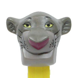 PEZ - Disney Movies - Jungle Book - Jungle Book II - Bagheera