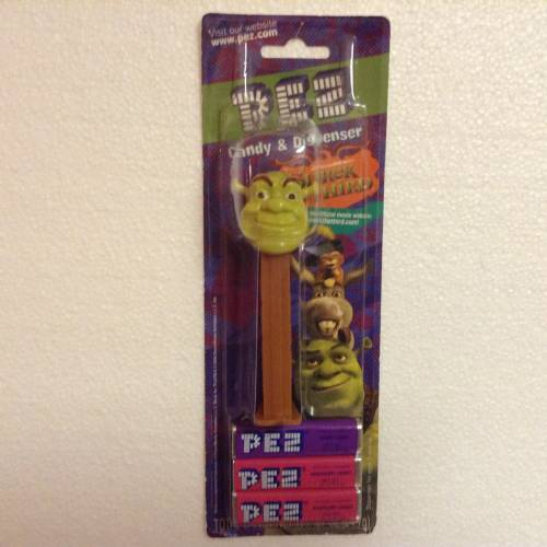 PEZ - Dreamworks Movies - Shrek - Shrek