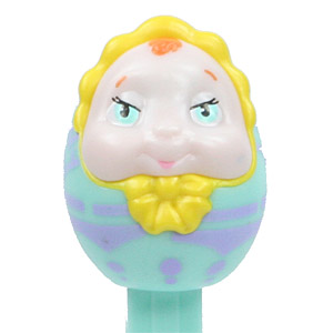 PEZ - Easter - Baby Egg