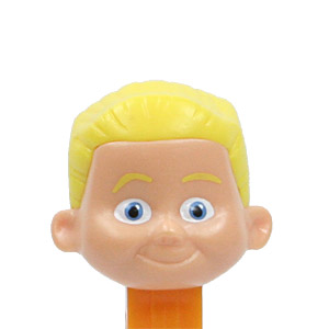 PEZ - Incredibles, The - Incredibles 1 - Dashiell Parr - Unmasked - A