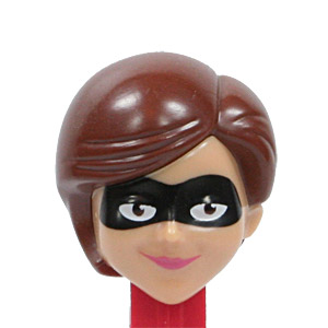 PEZ - Incredibles, The - Incredibles 1 - Elastigirl - Masked