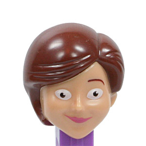 PEZ - Incredibles, The - Incredibles 1 - Helen Parr - Unmasked