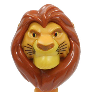 PEZ - Disney Movies - Lion King - Mufasa