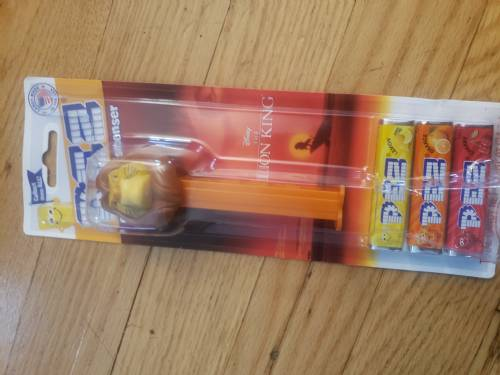 PEZ - Disney Movies - Lion King - Pumbaa