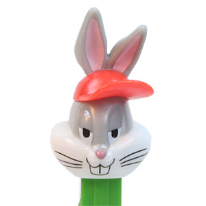 "PEZ - Back In Action - Bugs Bunny ""Western Bugs"" - A"
