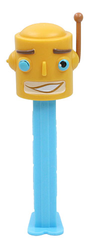 PEZ - Disney Movies - Meet the Robinsons - Carl the Robot