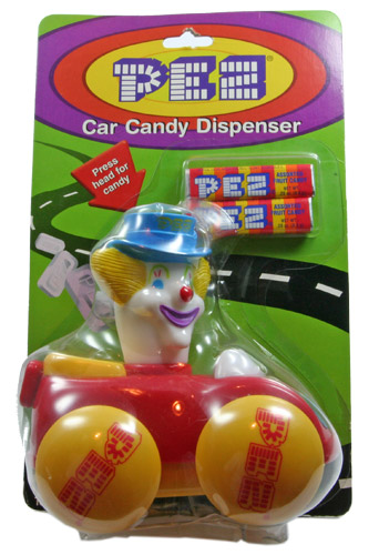 PEZ - Miscellaneous - PEZ Car - Peter PEZ Car