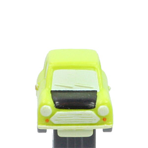 PEZ - Animated Movies and Series - Mr. Bean - Mini Cooper