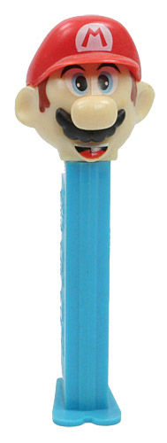 PEZ - Animated Movies and Series - Nintendo - Super Mario - A