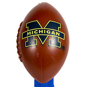 PEZ - Sports Promos - NCAA Football - University of Michigan