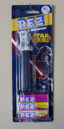 PEZ - Star Wars - Series D - General Grievous