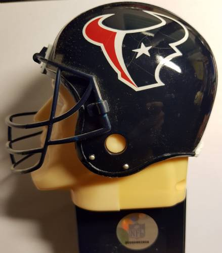 PEZ - Giant PEZ - NFL - NFL Football Player - Houston Texans