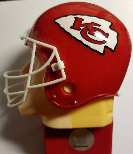 PEZ - Giant PEZ - NFL - NFL Football Player - Kansas City Chiefs