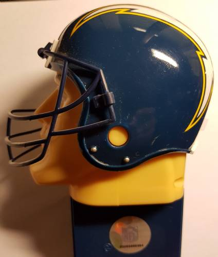 PEZ - Giant PEZ - NFL - NFL Football Player - San Diego Chargers