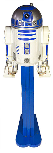 PEZ - Giant PEZ - Star Wars - R2-D2