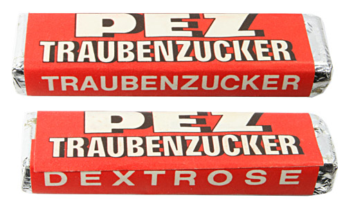 PEZ - Less Common Types - Traubenzucker - Traubenzucker - LC 06.1