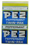 PEZ - Twin Paks Peppermint LC 18
