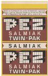 PEZ - Twin Paks Salmiak LC 18
