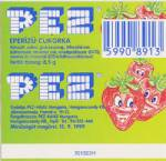 PEZ - Smiling Fruit Strawberry SF-H 03