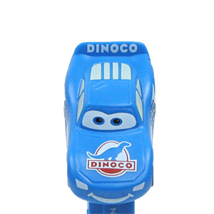 PEZ - Disney Movies - Cars - Lightning McQueen Dinoco Dream
