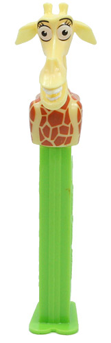PEZ - Dreamworks Movies - Madagascar - Melman