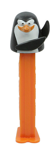 PEZ - Dreamworks Movies - Madagascar - Skipper - A