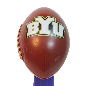 PEZ - Sports Promos - NCAA Football - Brigham Young University - A