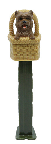 PEZ - Movie and Series Characters - Wizard of Oz - Toto