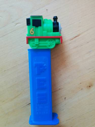 PEZ - Thomas and Friends - Percy - Green #6