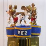 PEZ - Mickey Mouse - Gold Edition