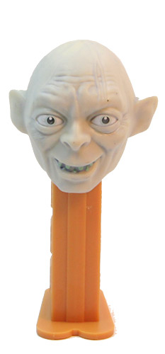 PEZ - Lord of the Rings - Lord of the Rings - Gollum