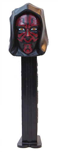 PEZ - Star Wars - Series F - Darth Maul