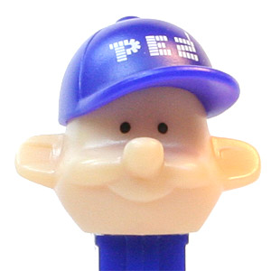 PEZ - Visitor Center - PEZ Boy - Blue cap