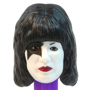 PEZ - Famous People - Kiss - Paul Stanley