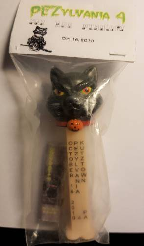 PEZ - Convention - Pezylvania - 2010 - Black Cat