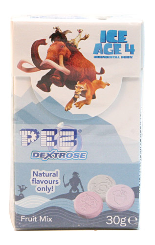 PEZ - Dextrose Packs - Ice Age 4