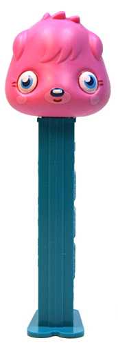 PEZ - Animated Movies and Series - Moshi Monsters - Poppet