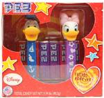 PEZ - Donald & Daisy Friends Forever Gift Set