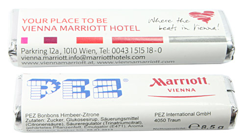 PEZ - Commercial - Marriott Vienna
