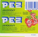 PEZ - Smiling Fruit Strawberry SF-H 02.1