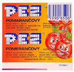 PEZ - Smiling Fruit Orange SF-H 02.1