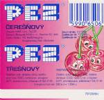 PEZ - Smiling Fruit Cherry SF-H 02.1