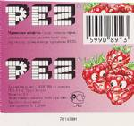 PEZ - Smiling Fruit Raspberry SF-A 05