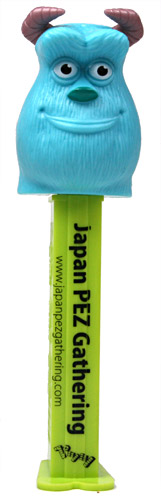 PEZ - Convention - Japan PEZ Gathering - 2nd - Sulley - A