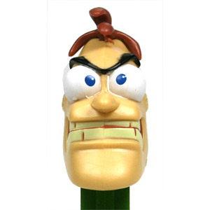 PEZ - Disney Movies - Phineas and Ferb - Dr. Doofenshmirtz